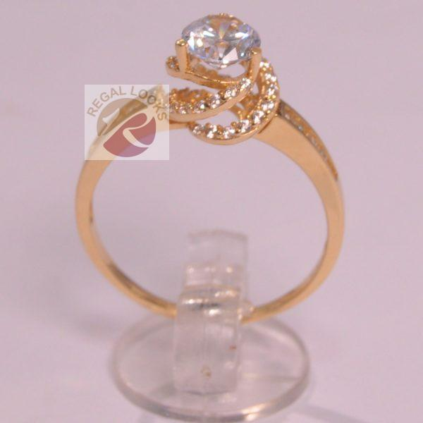 carat ring gold vintage engagement yellow bridal inspired jewellery rings diamond and